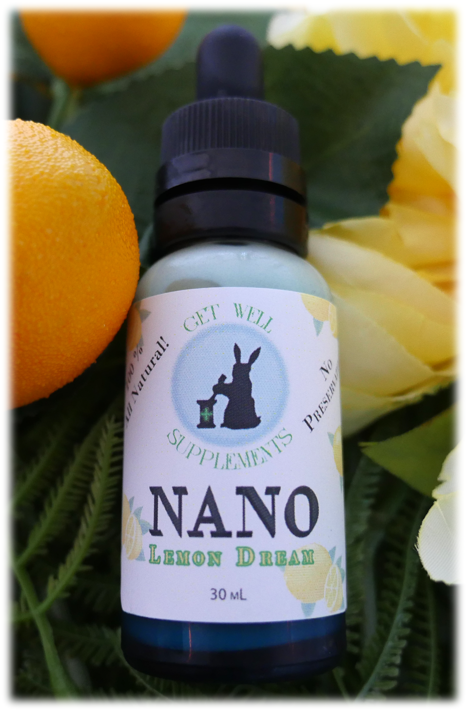 Nano Lemon Dream for Pain, Mood, & Immune Support